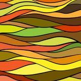 Bakgrund med mosaikmodellen vektor illustrationer