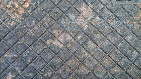Bakgrund, metalldetaljer och texturer Royaltyfria Bilder