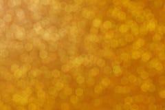 Bakgrund och textur för Glod bokehabstrakt begrepp royaltyfri foto