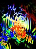 bakgrund ripples sol- wallpapervatten Royaltyfria Bilder