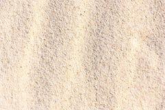 Bakgrund - sand för vitt hav Arkivbild