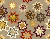 Bakgrund seamless bruna färger Royaltyfri Fotografi