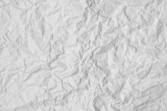 bakgrund skrynklig paper textur Royaltyfri Fotografi