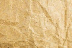 bakgrund skrynklig paper textur royaltyfria bilder