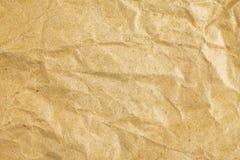 bakgrund skrynklig paper textur royaltyfri bild
