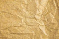bakgrund skrynklig paper textur arkivbild