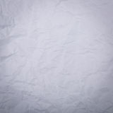 bakgrund skrynklig paper texturwhite Royaltyfri Bild