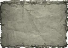 bakgrund skrynkligt papper fotografering för bildbyråer