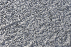 Bakgrund snö, flinga, vinter Royaltyfria Bilder