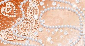 bakgrund snör åt Royaltyfri Foto