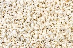 bakgrund som äter texturerad matmakropopcorn Royaltyfri Foto