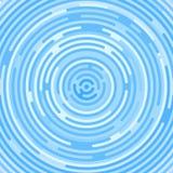 Bakgrund som göras av cirklar Segerbakgrund Modern digital bakgrund som göras av cirklar Royaltyfria Foton