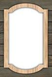 Bakgrund som göras av wood plankor Royaltyfri Bild