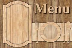 Bakgrund som göras av wood plankor Fotografering för Bildbyråer