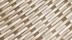 Bakgrund som göras från bambu Royaltyfri Foto