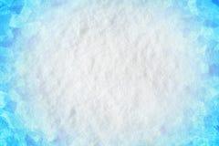 bakgrund som nytt falls, snow som bakgrund är kan för formgivareantalet för clods använd betydlig räknad yttersida för snow Royaltyfri Bild
