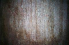 bakgrund som stiger ombord inomhus trä för brunt fragment Royaltyfri Bild