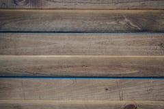 bakgrund som stiger ombord inomhus trä för brunt fragment Royaltyfria Bilder