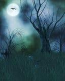 bakgrund spökat spöklikt Royaltyfria Foton