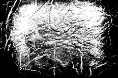 Bakgrund - sprucken ram Fotografering för Bildbyråer