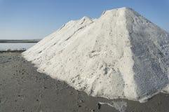 bakgrund stängt salt hav för sammansättning Royaltyfri Fotografi
