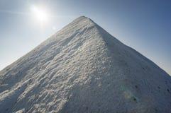 bakgrund stängt salt hav för sammansättning Arkivfoto