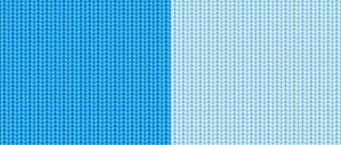 Bakgrund Stucken woolen textur seamless textur Arkivbild