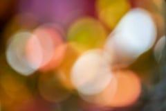 bakgrund suddighetdde bokeh Royaltyfri Fotografi