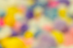 bakgrund suddighetdde färgrikt Arkivfoto