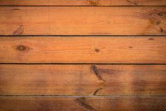 Bakgrund textur av bruna träbräden, över huvud taget ram Horisontal inrama Fotografering för Bildbyråer