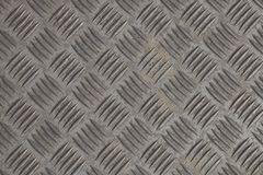 Bakgrund textur av metallplattformen arkivbild