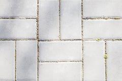 Bakgrund textur av stenläggningtjock skiva royaltyfri bild