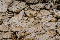 Bakgrund textur, sten Gammal wallBro för abstrakt texturgrunge Arkivbild
