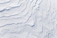 Bakgrund texturerar av snowdriften royaltyfria bilder