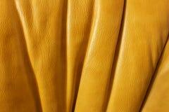 Bakgrund texturerat läder Royaltyfria Foton