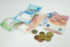 Bakgrunden av olika valutor Pengar från olika länder: isolatorn av pengar från olika länder arkivbild