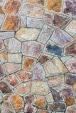 Bakgrunder av stenväggen Royaltyfria Foton