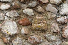 bakgrunder av stenväggen Arkivfoto