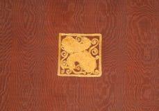 Bakgrunder av tyger och textiler Royaltyfri Fotografi