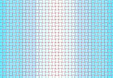 Bakgrunder för fast färg och geometriska linjer, hörn, cirklar royaltyfria foton