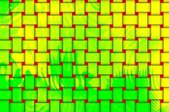 Bakgrunder för fast färg och geometriska linjer, hörn, cirklar arkivfoto