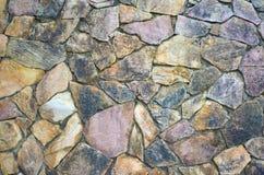 Bakgrunder för stenvägg Royaltyfria Foton