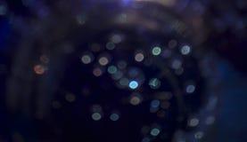 Bakgrunderna i mörker - blåttfärger Royaltyfri Bild