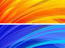 bakgrundsaffärsvektor Royaltyfria Bilder