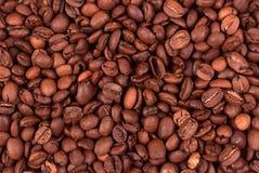 bakgrundsbönakaffe royaltyfri foto