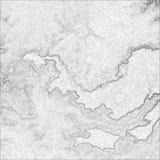 Bakgrundsbegrepp för Topographic översikt med utrymme för din kopia Bakgrund för Topo-konturöversikt, vektorillustration stock illustrationer