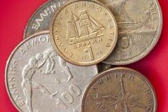 bakgrundsbegreppet bantar guld- äggfinans Arkivfoton