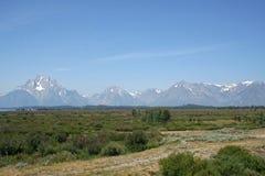 bakgrundsberg Arkivbilder