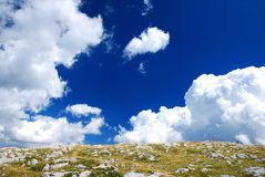 bakgrundsberg royaltyfri bild