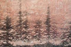 bakgrundsbetonggrunge Royaltyfria Bilder